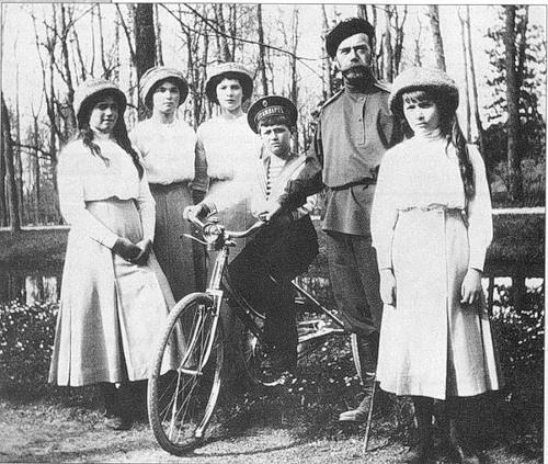 династия Романовых и